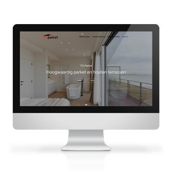 Website TD Parket